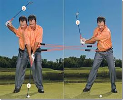 Golf's Missing Setup Tip–Set Up so that your upper body can