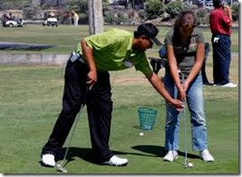 Forget about 'hitting' the golf ball - Anuj Varma