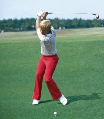 Left foot planted? Or not? Golf's secret to timing - Anuj