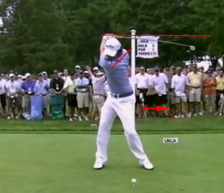 The Full Golf Swing Archives - Anuj Varma - Technical